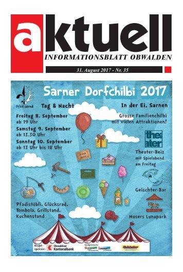 Aktuell Obwalden 35-2017