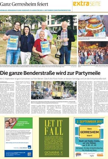Ganz Gerresheim feiert  -ET 31.08.2017-