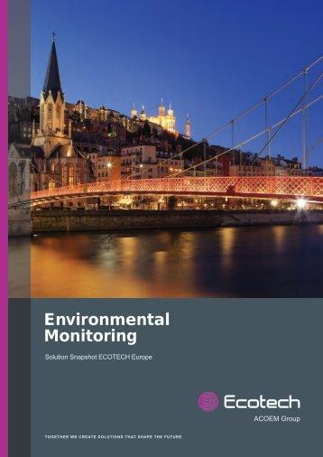 ECOTECH Europe Solution Snapshot brochure 20180302