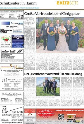 Schützenfest in Hamm  -01.09.2017-