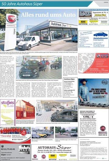 50 Jahre Autohaus Süper  -01.09.2017-