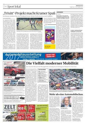 Automobilausstellung Mönchengladbach  02.09.2017-