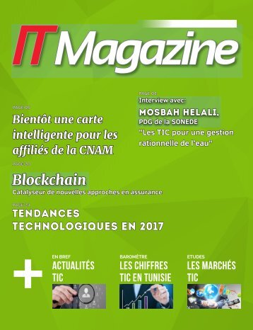 IT magazine Août 2017