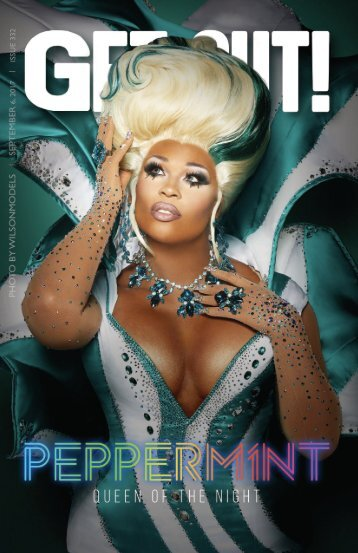 Get Out! GAY Magazine – Issue 332– September 6, 2017