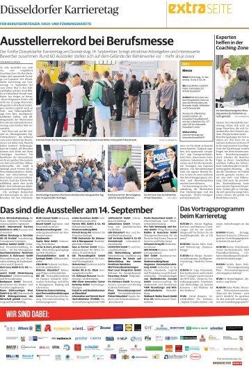 Düsseldorfer Karrieretag  -06.09.2017-