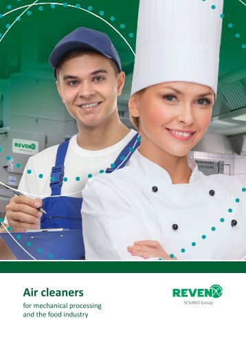 English: REVEN Air Cleaners