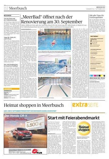Heimat shoppen in Meerbusch  -07.09.2017-