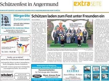 Schützenfest in Angermund  -07.09.2017-