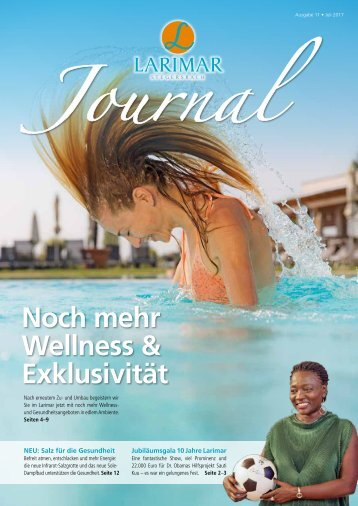 Larimar Journal Sommer 2017