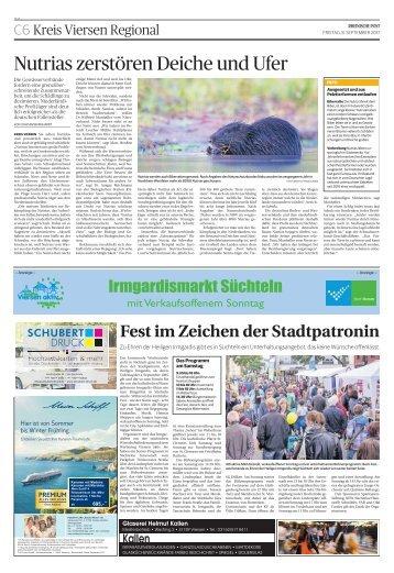Irmgardismarkt Süchteln  -08.09.2017-