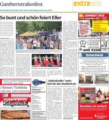 Gumbertstraßenfest -08.09.2017-