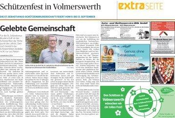 Schützenfest in Volmerswerth  -08.09.2017-
