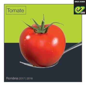 Brochure Tomato Romania 2017