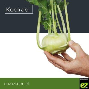 Leaflet Koolrabi 2017