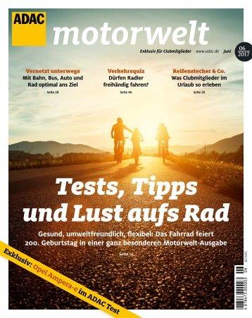 ADAC motorwelt 2017