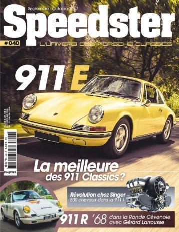 Speedster 2017