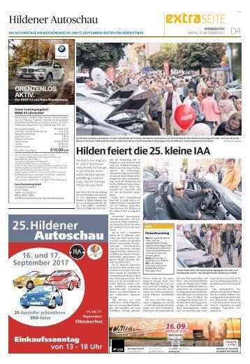 Hildener Autoschau  -15.09.2017-