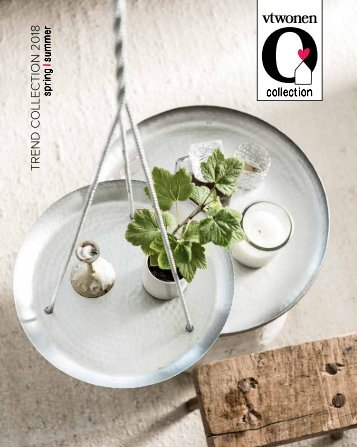vtwonen - Spring/Summer 2018 Trend Katalog