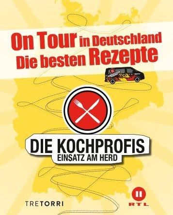 Die Kochprofis 5 - On Tour in Deutschland