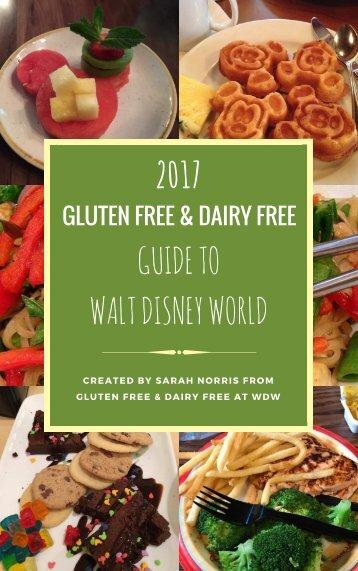 Gluten Free & Dairy Free