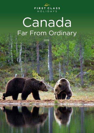 CANADA 2018 BROCHURE