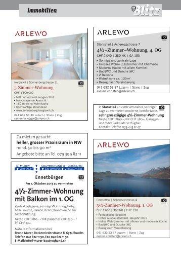 Immo KW38 / 21.09.17
