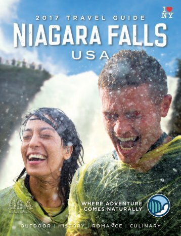 Niagara Falls USA Travel Guide 2017