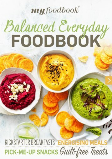 Balanced Everyday Foodbook
