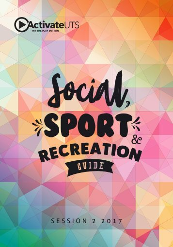 Sport and Rec guide