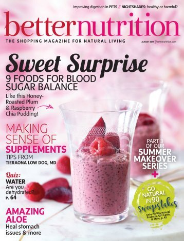 Better Nutrition August 2017