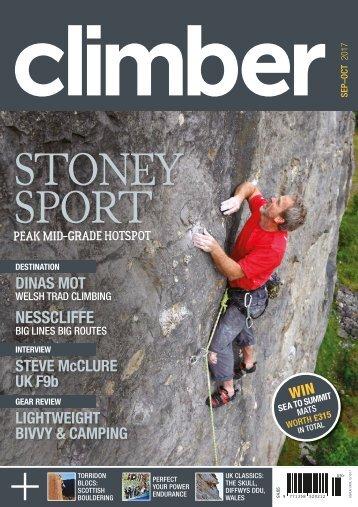 Climber September/October 2017