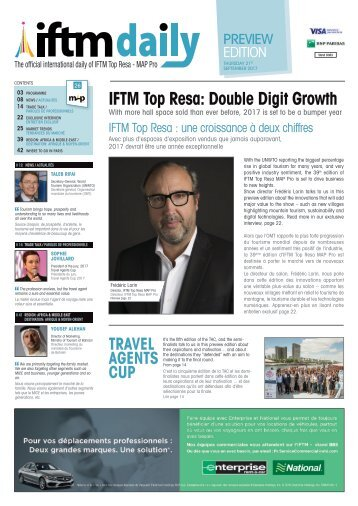 PREVIEW Edition - IFTM Daily 2017