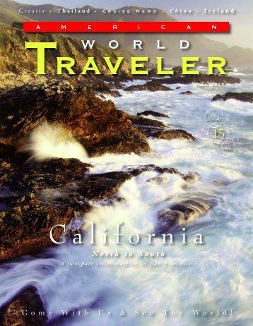American World Traveler Fall 2017 Issue