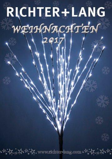 Weihnachtskatalog 2017