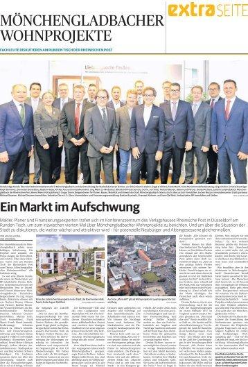 Mönchengladbacher Wohnprojekte  -28.09.2017-