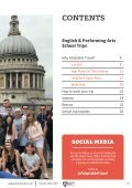 Our most popular English & Performing Arts School Trips - Page 3