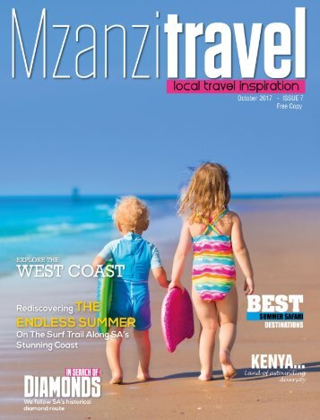 Mzanzitravel Magazine - Issue 7