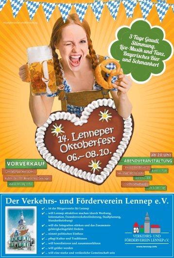 14. Lenneper Oktoberfest  -03.10.2017-