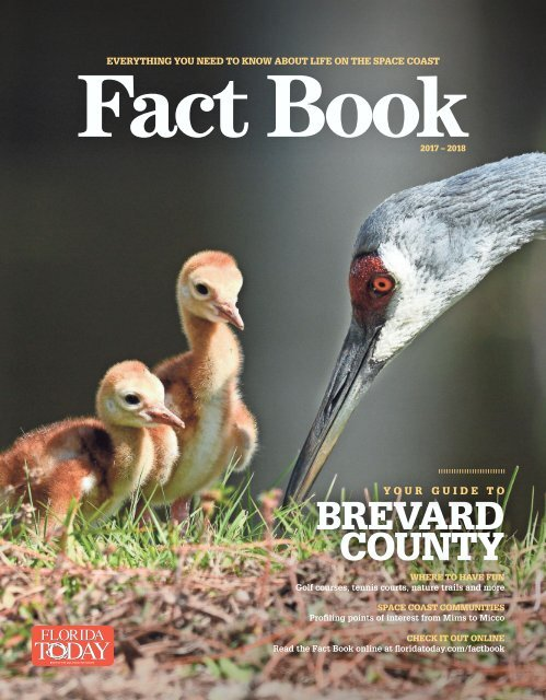 Brevard County Fact Book 2017 - 2018