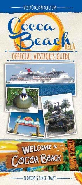 2016 Cocoa Beach Visitor's Guide