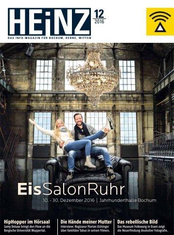 HEINZ Magazin Bochum 12-2016