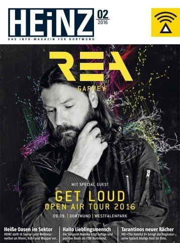 HEINZ Magazin Dortmund 02-2016