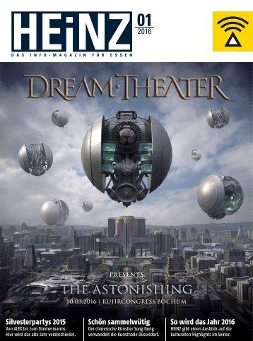 HEINZ Magazin Essen 01-2016