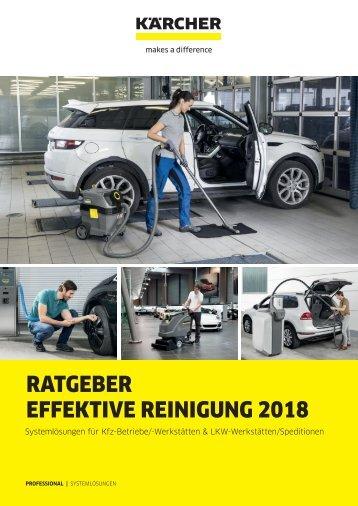Systemlösungen für KFZ-Betriebe/- Werkstätten & LKW-Werkstätten/ Speditionen