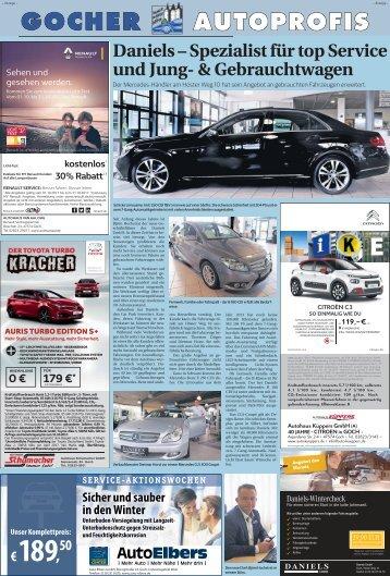Gocher Autoprofis  -09.10.2017-