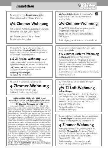 Immo KW41 / 12.10.17