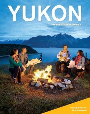 Yukon Vacation Planner 2018