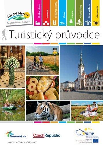 Střední Morava Turistický průvodce