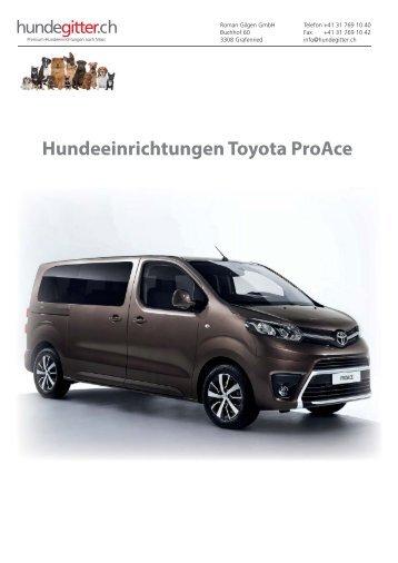 Toyota_ProAce_Hundeeinrichtungen
