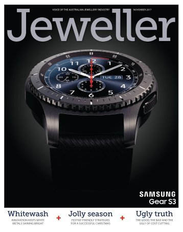 Jeweller - November Issue 2017